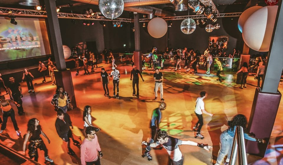 London's Rocking Roller Disco Has Reopened For A Boogie