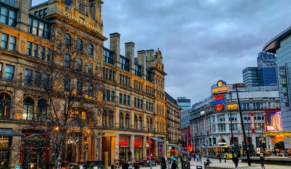 Here's How To Spend 48 Hours In Manchester