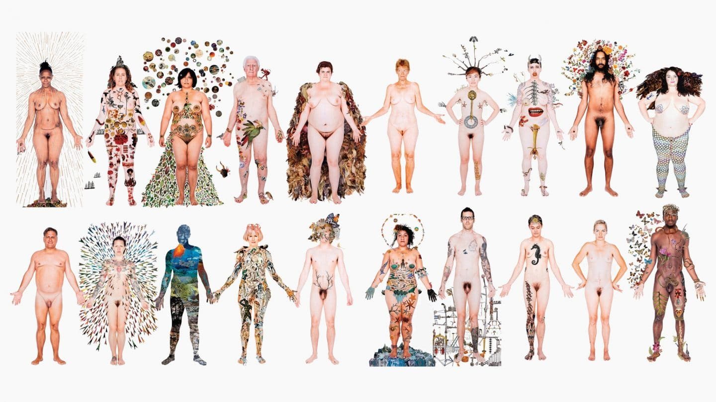 Wellcome Collection Being Human