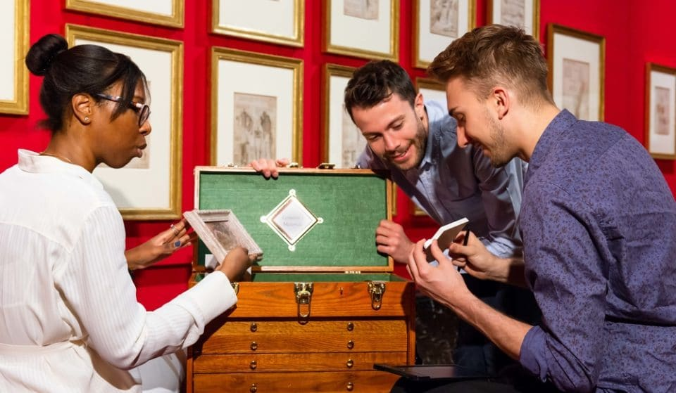 Buckingham Palace Is About To Get Its Very Own Escape Room
