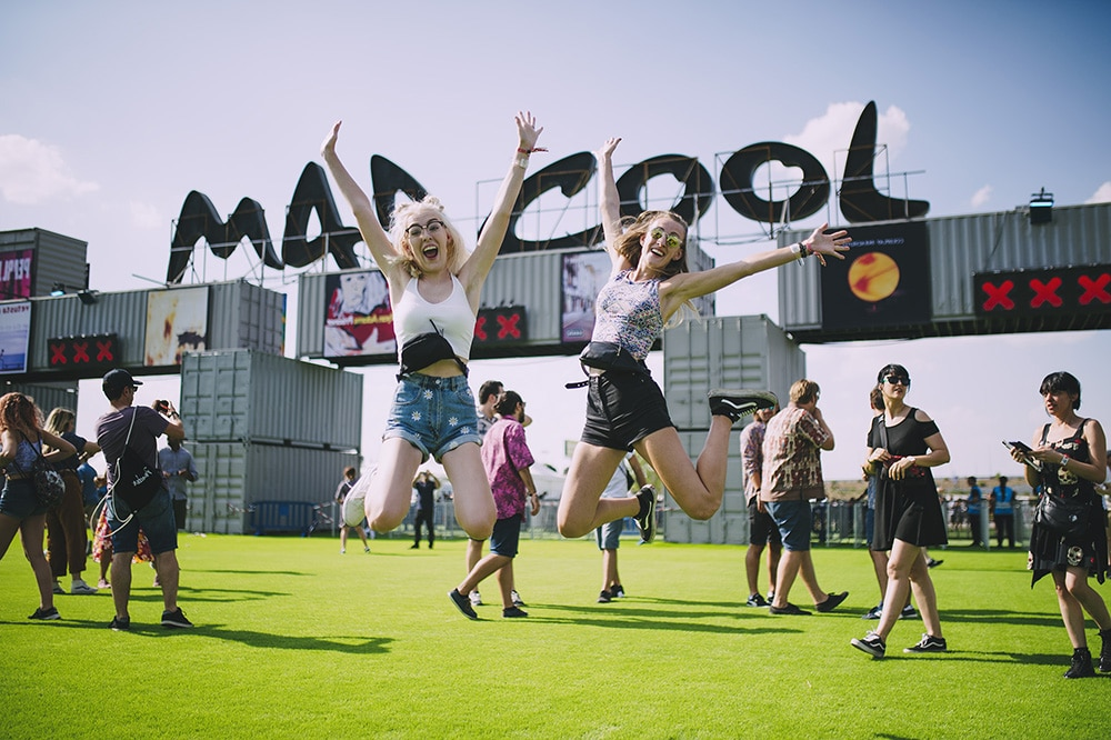 Why 'Mad Cool' Festival Is The Perfect Choice For Your Group Holiday This Year