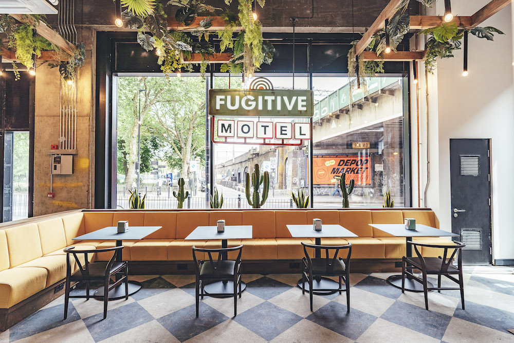 This West Coast American-Themed Bar And Pizzeria Is Now Open In Bethnal Green