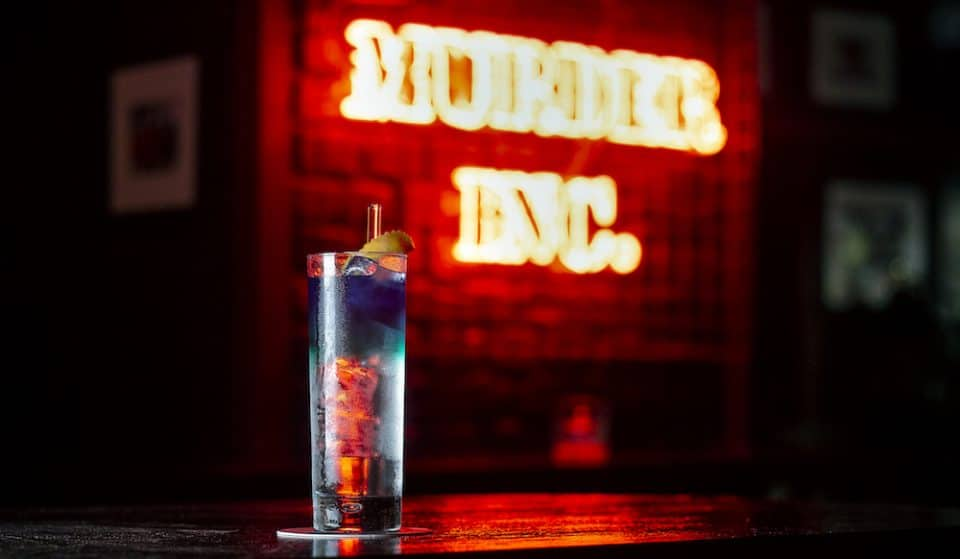 A New 1940s Gangster-Inspired Cocktail Bar Is Opening In Fitzrovia