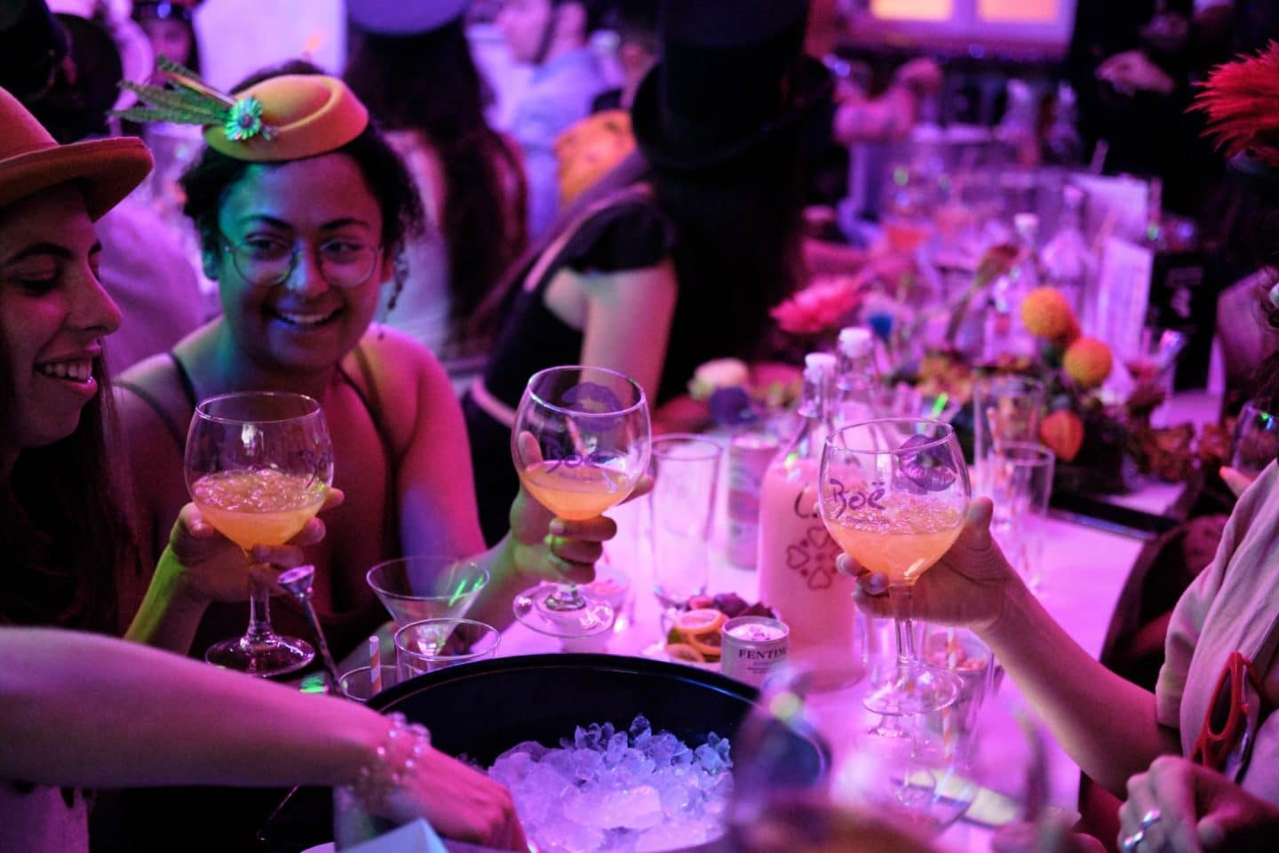 Best Immersive Experiences London: Mad Hatters