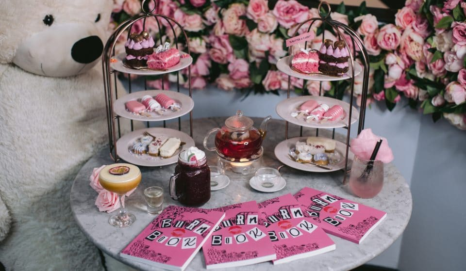London's Mean Girls-Themed Afternoon Tea Is Totally Fetch