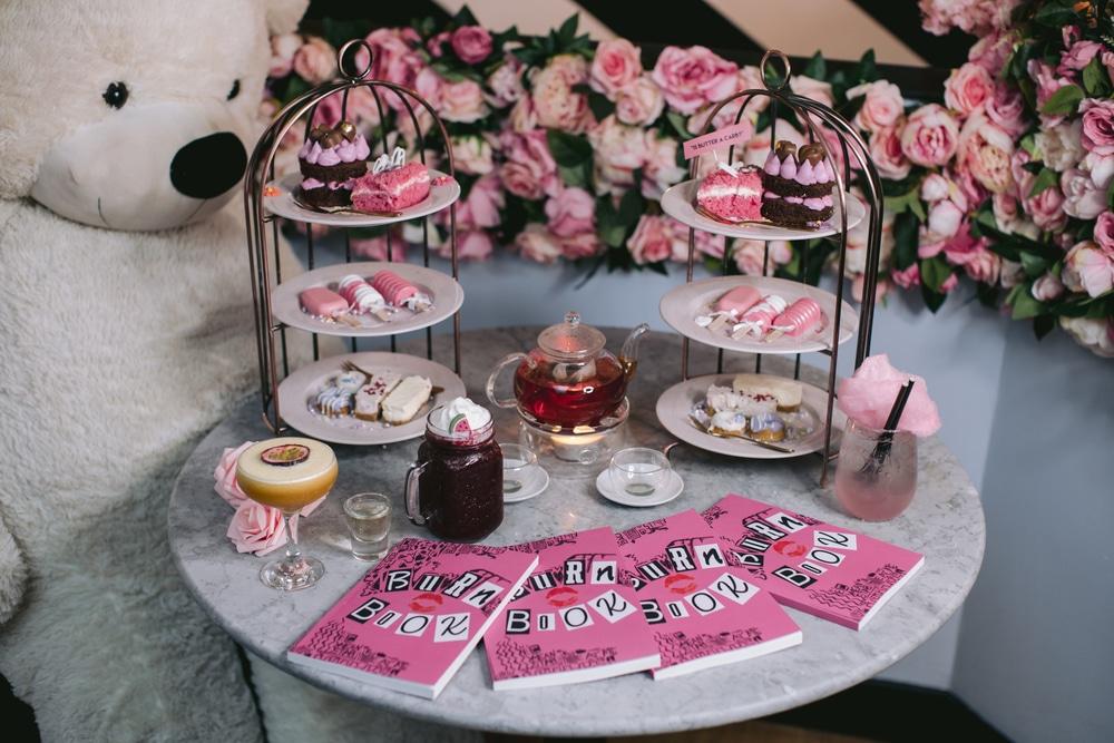 Mean Girls afternoon tea