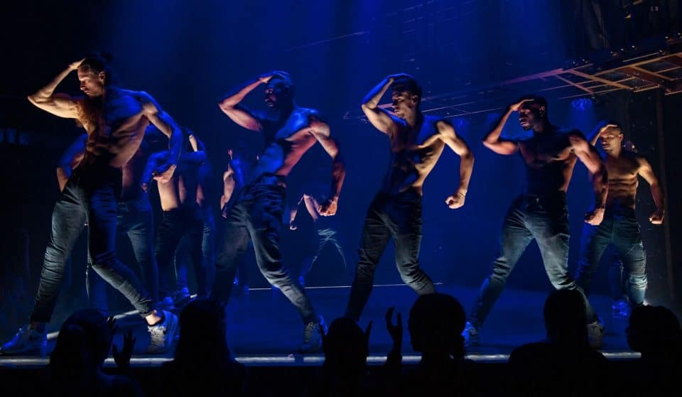 Tickets For London's Sizzling 'Magic Mike Live' Just Got A Cheeky Discount