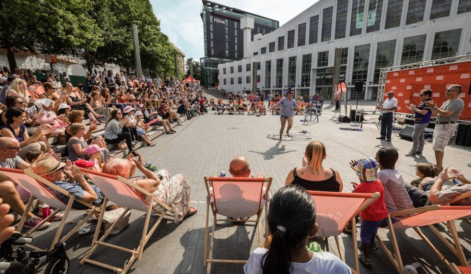 Discover Some Of The World's Best Street Performers At This Free All-Day Festival