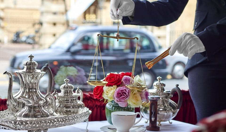 The UK's Most Expensive Cup Of Tea Has Arrived In London