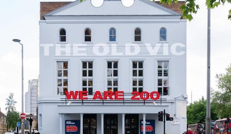 The Old Vic Has Just Announced A Huge £12 Million Extension