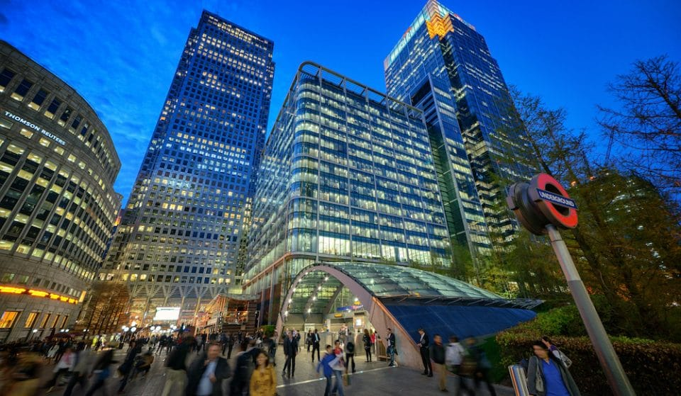 Canary Wharf Is A Foodie's Dream And Here's Everything You Need To Sample