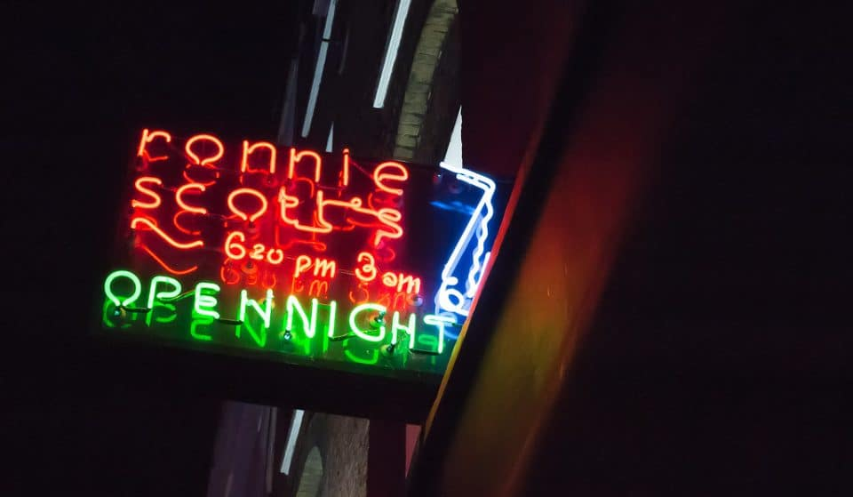 The Original Ronnie Scott's Jazz Club Is Returning To London For Two Weeks Only