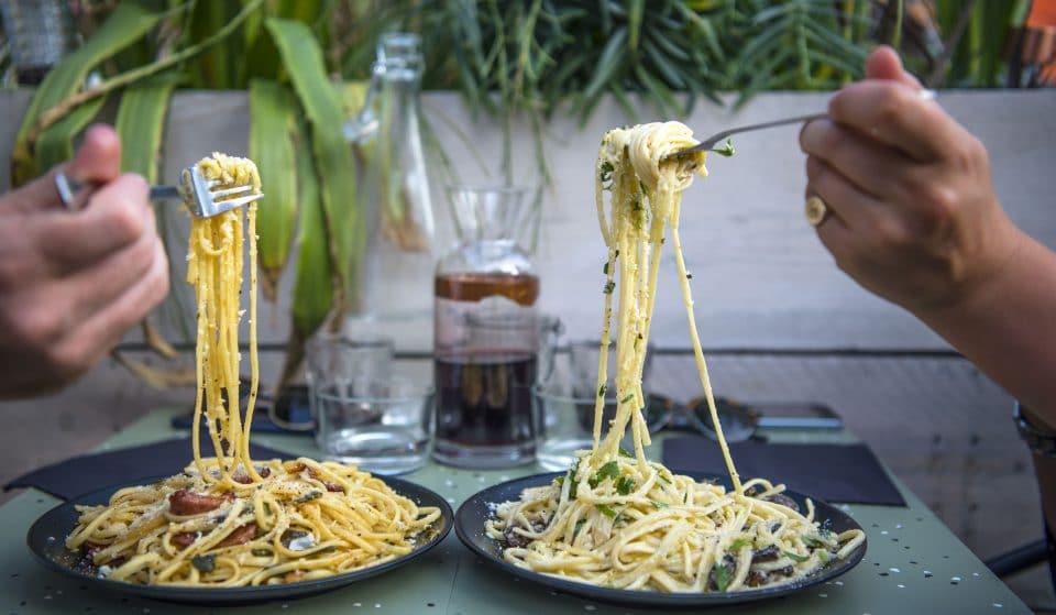 The Teeny Tiny Spaghetti And Tiramisù Restaurant In South London •Oi Spaghetti + Tiramisù