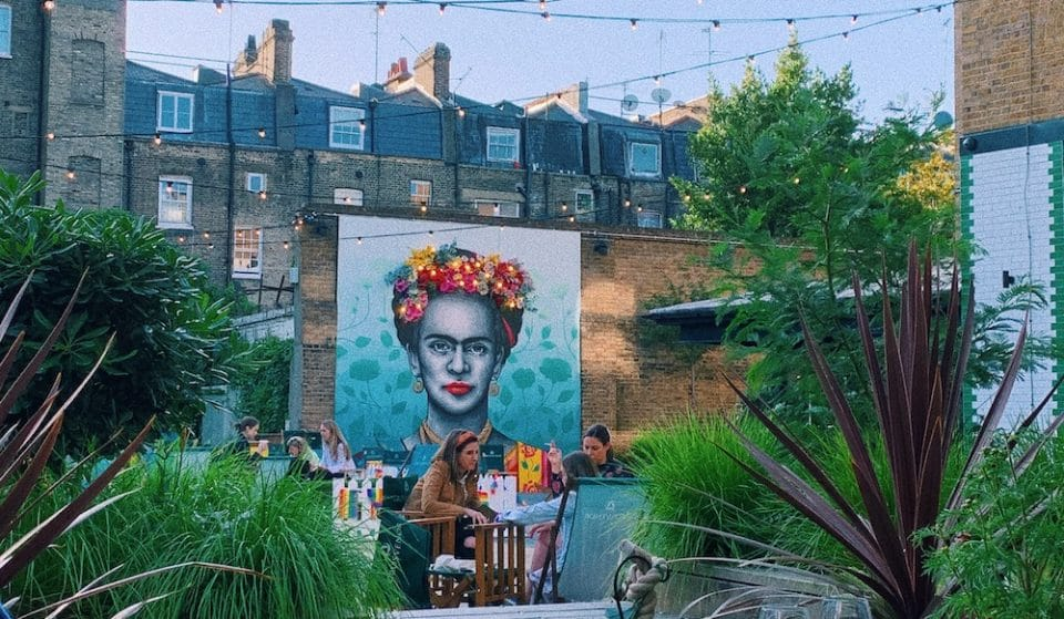 Here's What's Hidden Inside This Wholesome London Courtyard • Eccleston Yards