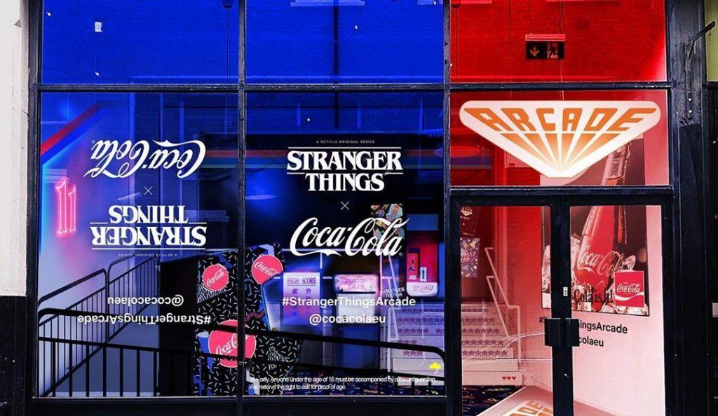 Stranger Things Pop-uP