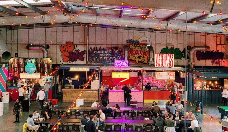 The Epic Street Food Market Inside A South East London Warehouse • Hawker House