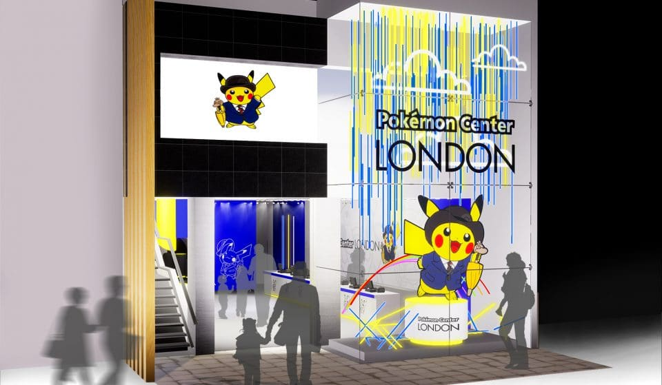A Pop-Up Pokémon Center Has Opened At Westfield