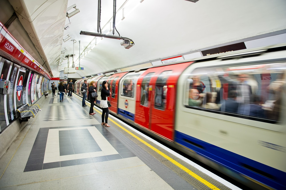 Tube strike