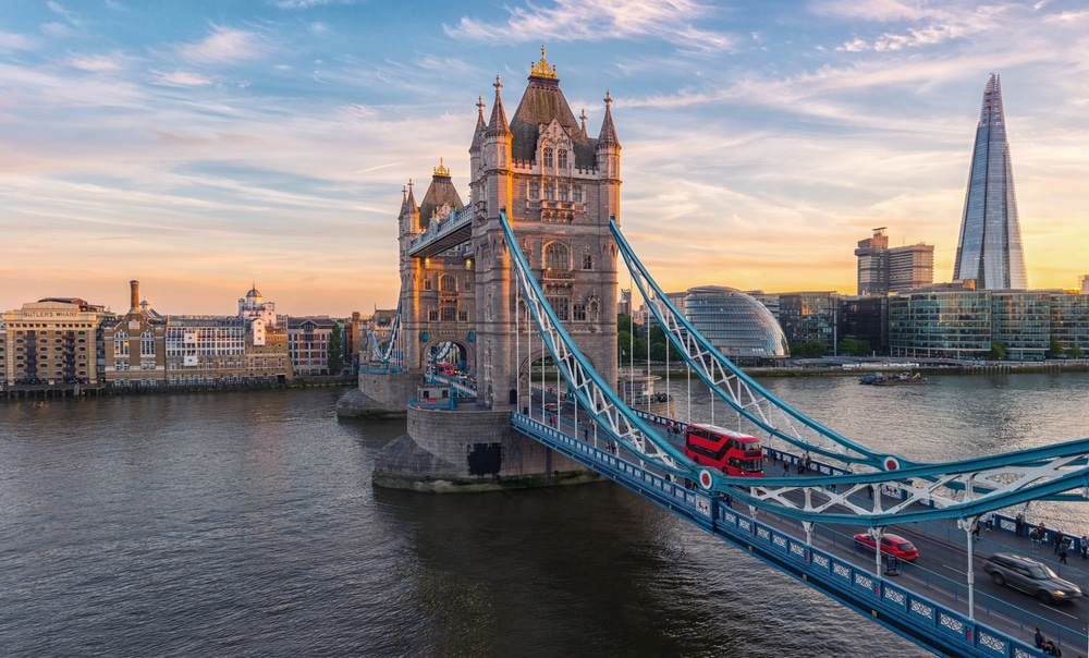 Lonely Planet Have Named The UK's Top 500 Experiences, And London Features A Lot