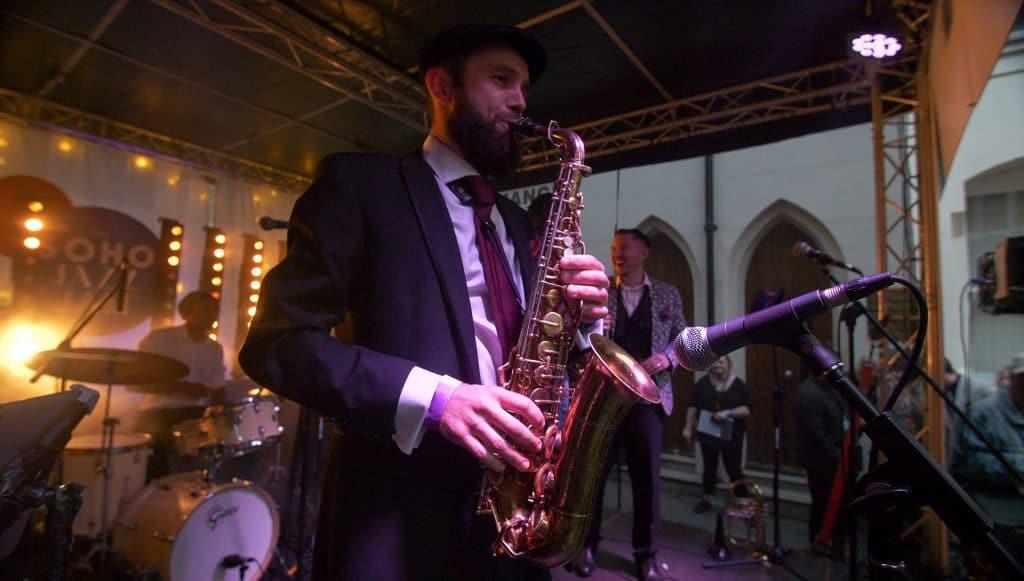 Soho.Live Jazz Week