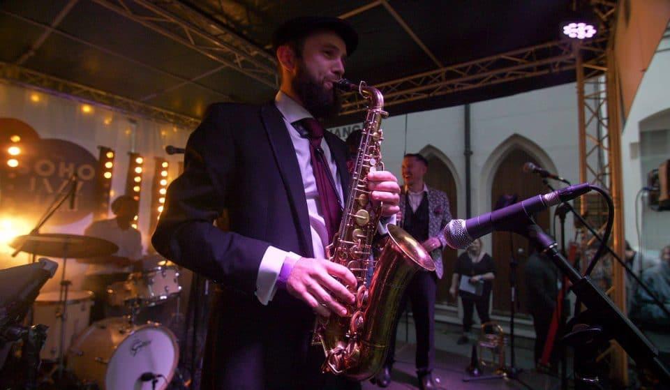 Soho's Swinging Jazz Week Rocks Into Town Next Month