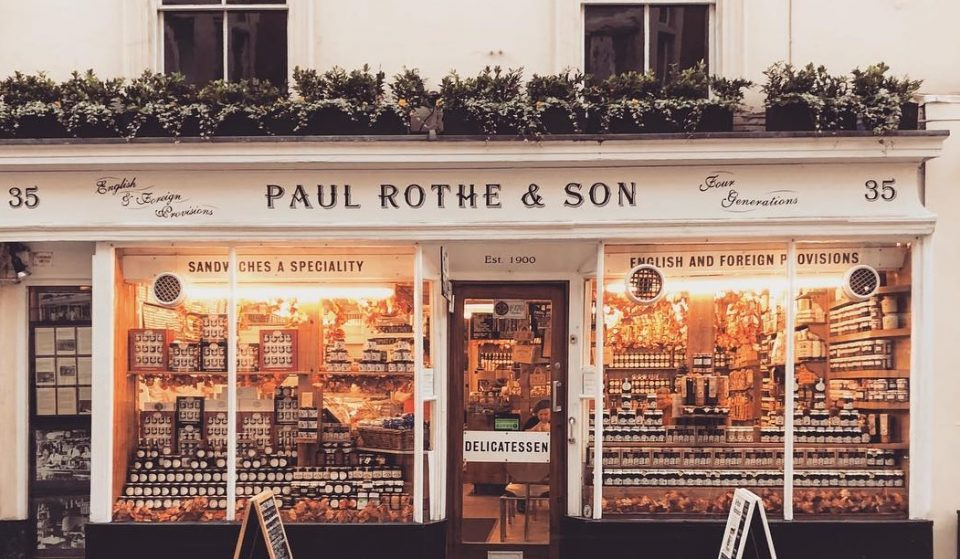 The Very 'Grammable Deli With The Brilliant Sandwiches • Paul Rothe & Son
