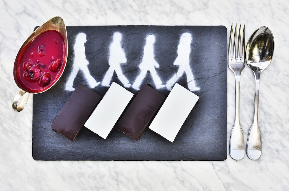 This Brilliant 'Beatles' Brownie Celebrates 50 Years Of Abbey Road