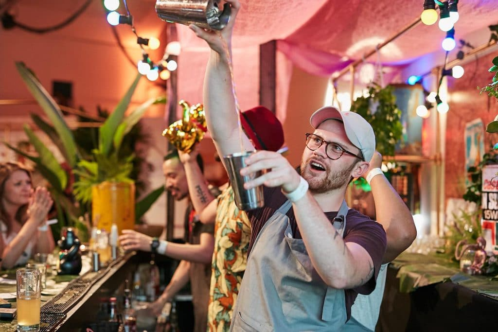 The World's Best Bartenders Are Battling It Out At This London Cocktail Clash