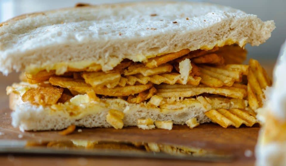 A Pop-Up Dedicated To Fancy Crisp Sandwiches Arrives In London Tomorrow