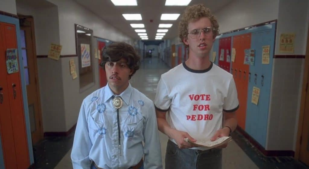 An Eat-A-Long Screening Of Napoleon Dynamite Is Coming To London