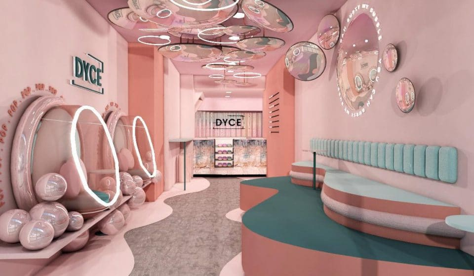 This Insanely Pink Dessert Parlour Is Instagram's Next Obsession • DYCE