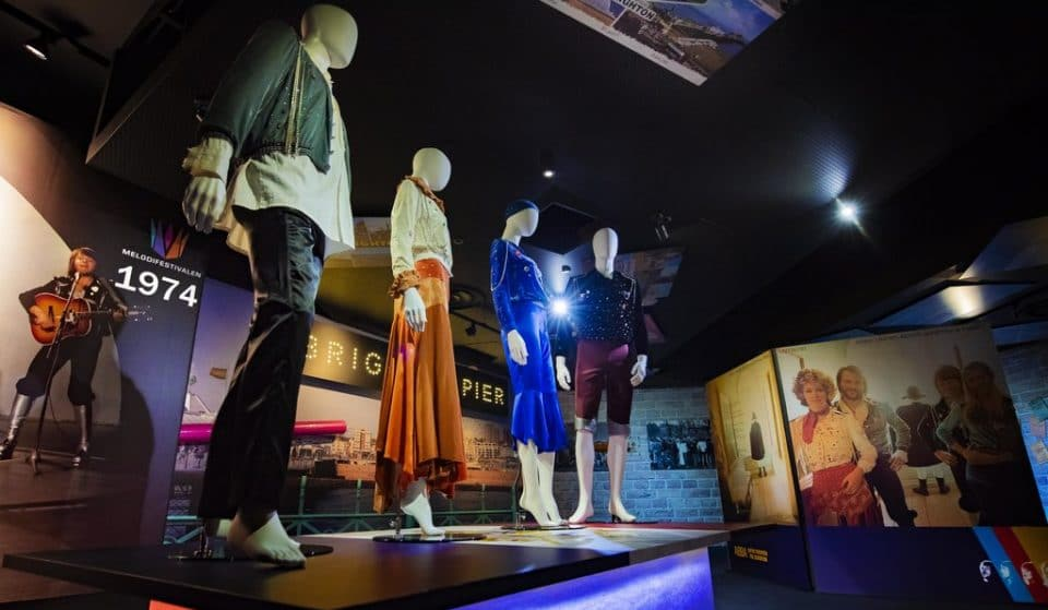 A Huge ABBA Exhibition Has Arrived At The O2 Arena