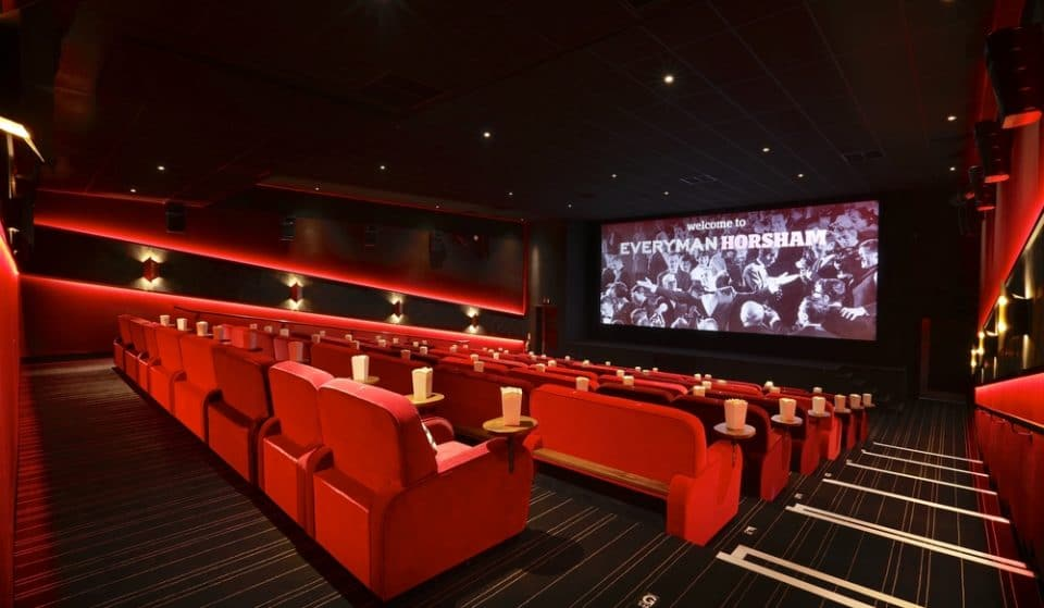 A Boutique New Cinema Will Open In The City Of London This October