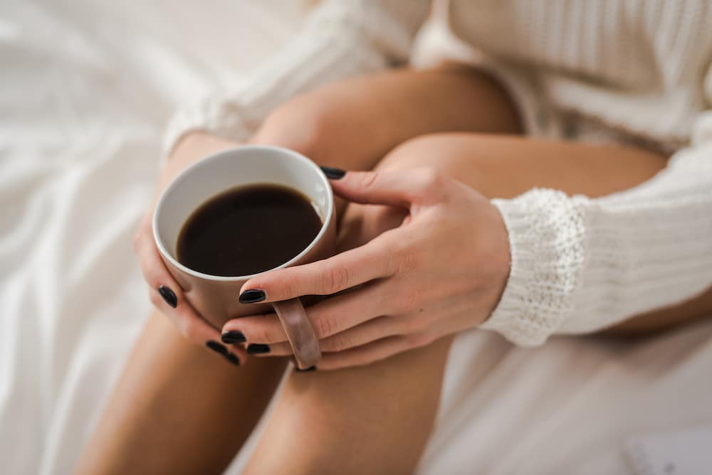 Drinking Coffee Before Bed Is Actually Fine, Science Says
