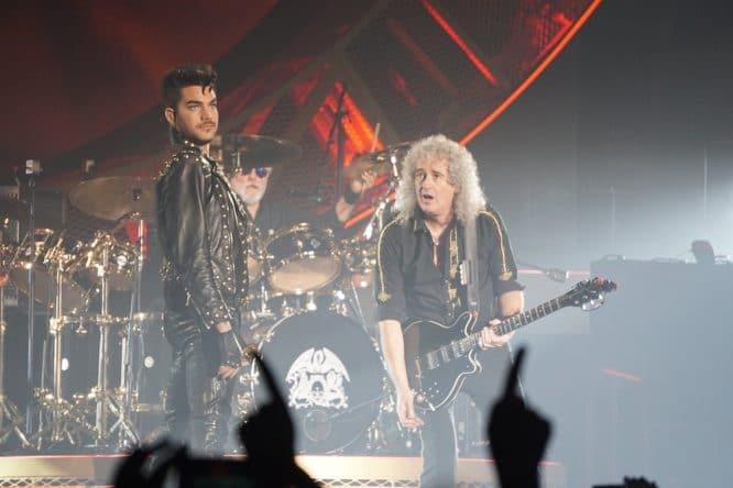 Queen Tour London