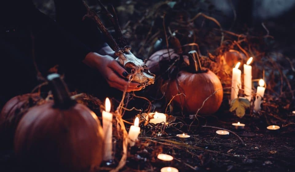 This Spooky Witches Ball Is The Only Halloween Soiree You Need This Year