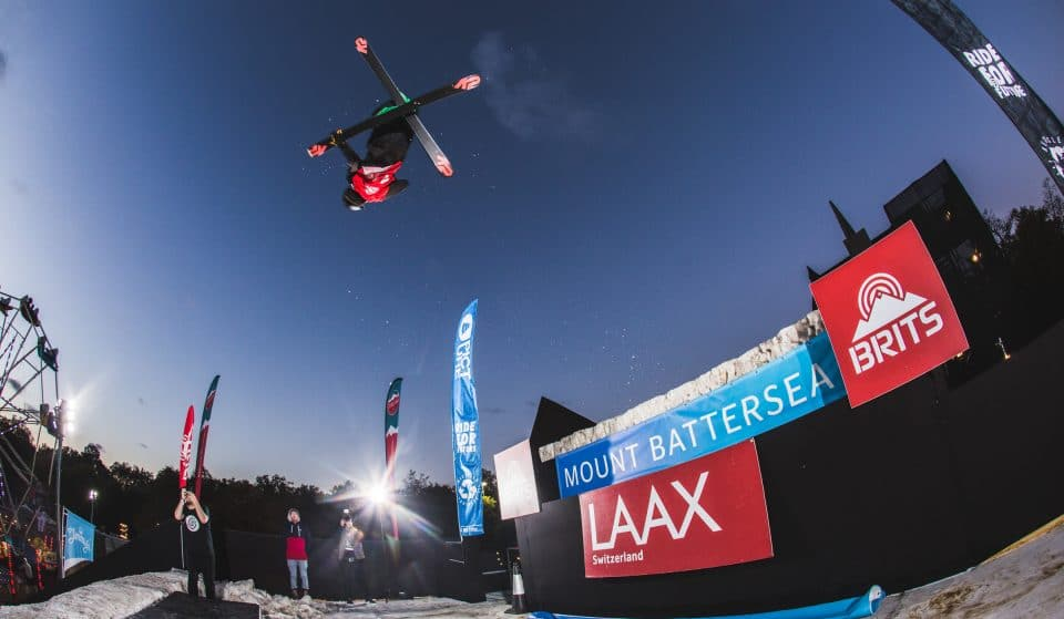 An Epic Ski & Snowboard Festival Is Coming To Battersea Park