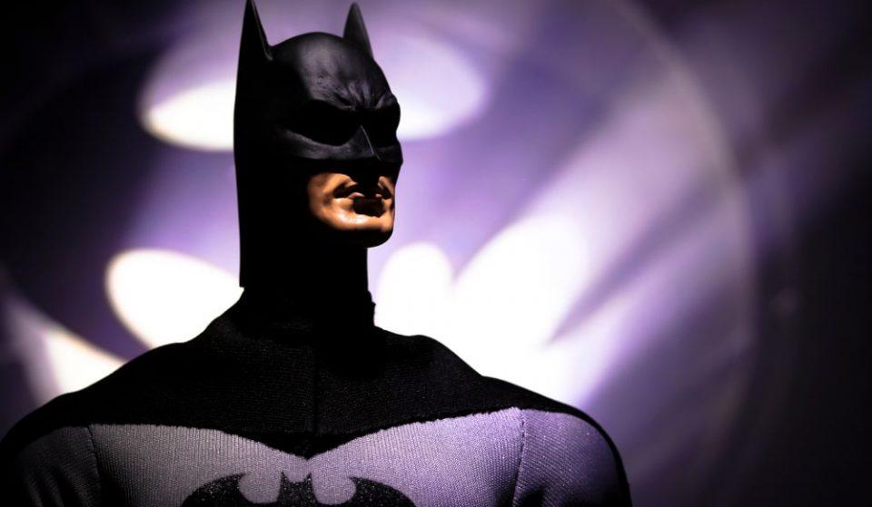 The Legendary Bat Signal Will Shine Over London On Saturday To Celebrate Batman Day