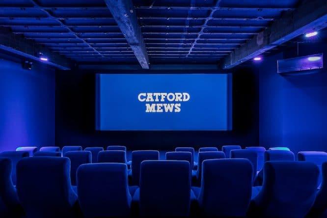 Catford Mews London