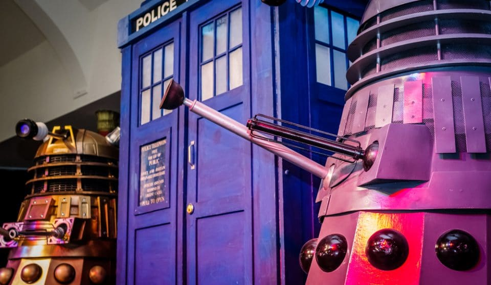 Step Inside The TARDIS At This Doctor Who Virtual Reality Experience