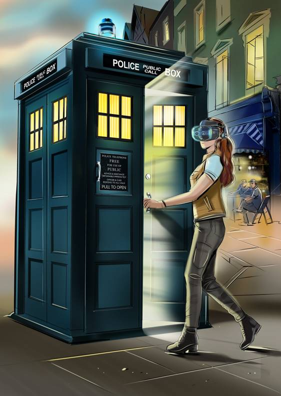 Doctor Who VR