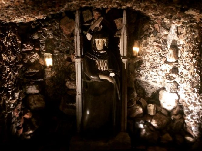 Alexander Pope Grotto