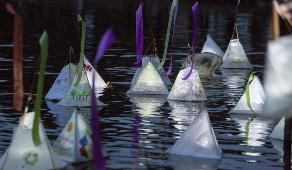A Magical, Thai-Inspired Lantern Festival Is Coming To London's Royal Docks