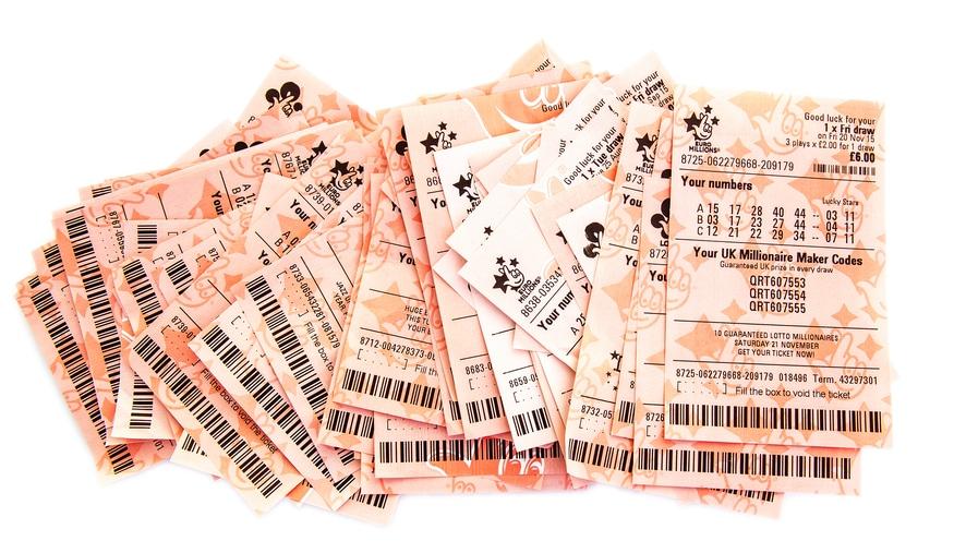 Euromillions Millionaire Maker tickets
