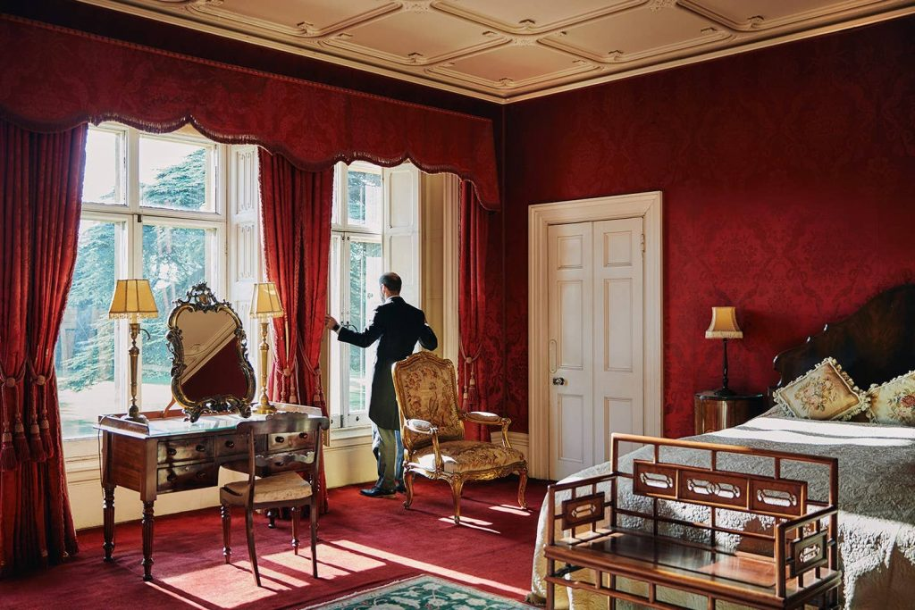 Downton Abbey airbnb