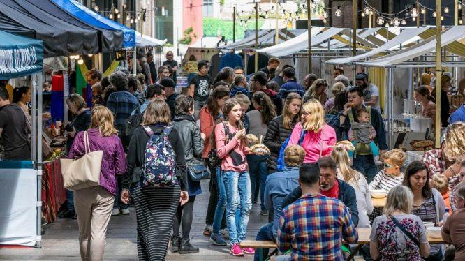 cider festival: canopy market