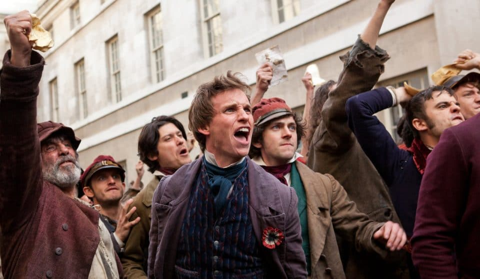 Sing Your Heart Out At This 'Les Mis' Sing-Along Screening With Bubbly And Bottomless Popcorn