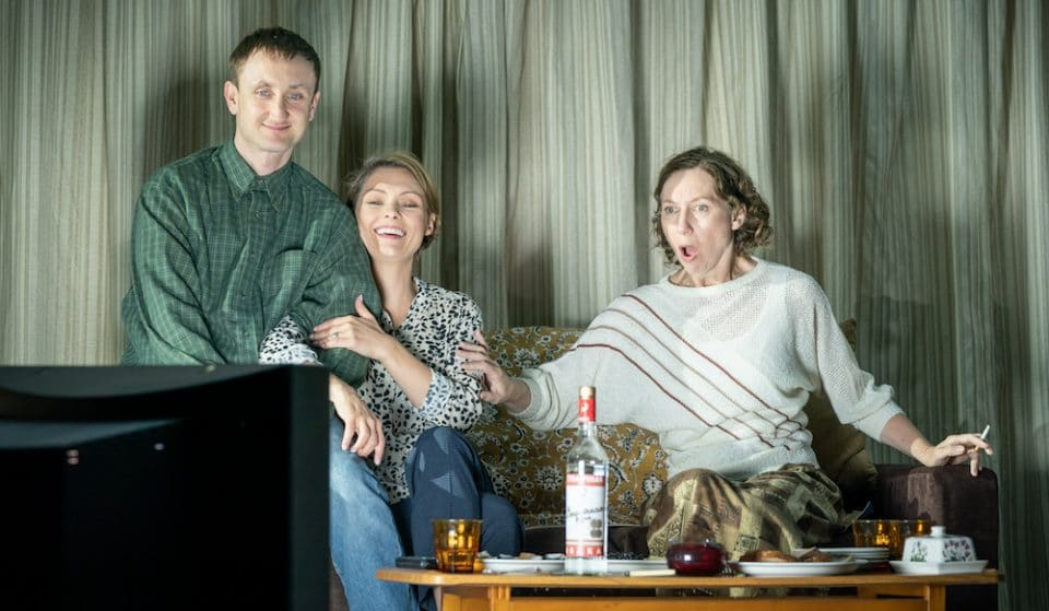 This Compelling Show At The Old Vic Tells The Story Of Alexander Litvinenko's Murder