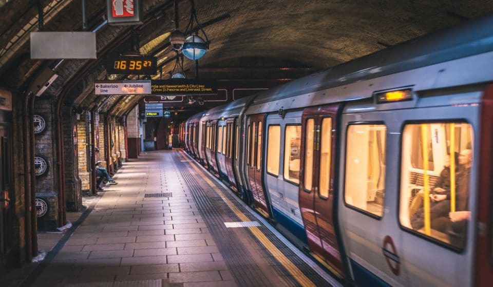 These Are The Weirdest Things Londoners Have Seen On Public Transport