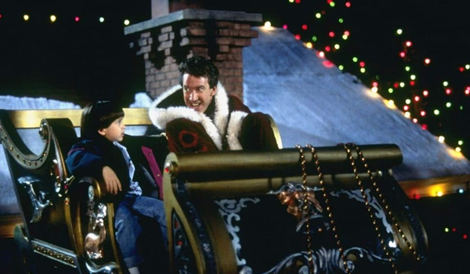 A TV Channel Dedicated Entirely To Christmas Films Is Launching This Week